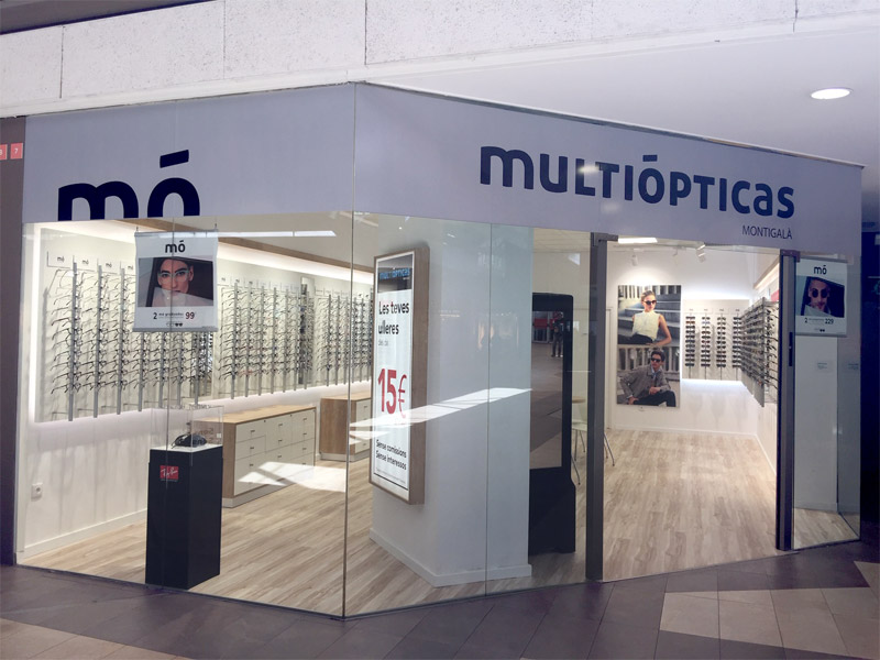 e130209772 Multiópticas Montigalà - Centre Comercial Montigalà